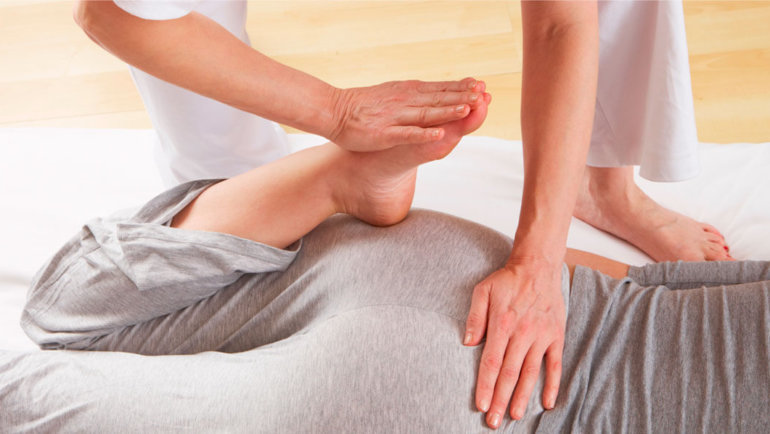 What is shiatsu massage?