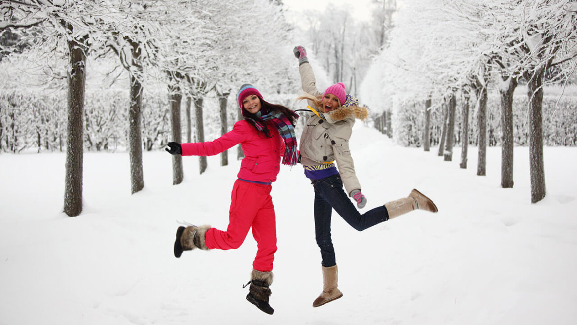 Winter in BC: 8 Fun activities you could do if you didn't have knee pain