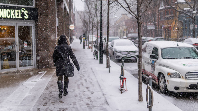 How to Prevent Slips and Falls This Winter